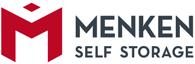 Menken Self Storage Logo
